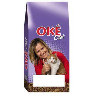 Krmivo pre mačky OKÉ Duo Cat - 10 kg