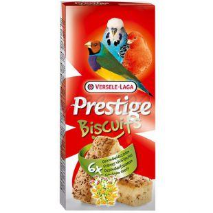Odmena pre vtáky Prestige Biscuits 6 ks - piškóty so semienkami