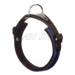 Obojok pre psa Ergocomfort - modrý, 25 - 33 cm
