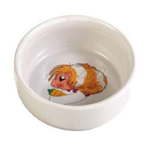 Keramická miska pre morča - 300 ml, 11 cm