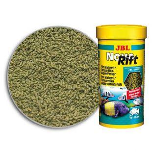 JBL NovoRift 1000ml - krmivo pre rastlinožravé cichlidy
