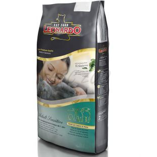 Leonardo Adult Sensitive jahňacie mäso a ryža - 2 kg