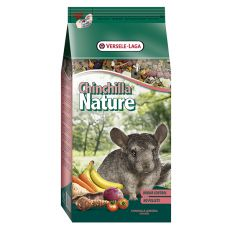 Kompletné krmivo pre činčily - Chinchilla Nature, 750 g