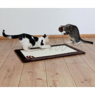 Škrabadlo pre mačky zo sisalu a plyšu - 70x45cm