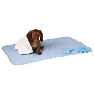 Set pre šteniatka PUPPY SET v modrej farbe