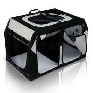 Vario duplo transportný box - S-M, 91x60x61/57cm