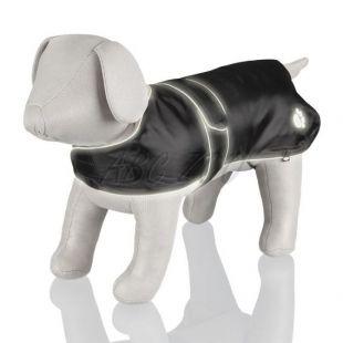 Kabátik pre psa s reflexnými prvkami - S / 42-55cm