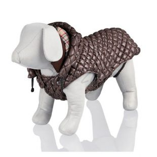 Kabát pre psa s kapucňou S / 28-36cm