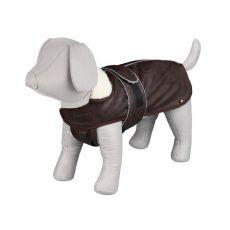 Kabát pre psa s golierom L / 60-85cm