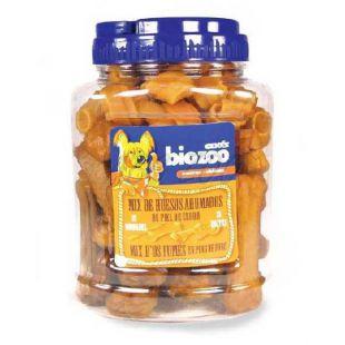 Kostičky z údenej bravčoviny pre psa - 35 ks