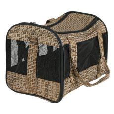 Taška prenosná pre psy a mačky - Malinda, 26x24x38cm