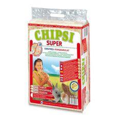 CHIPSI SUPER - jemná drť pre hlodavce 60 L