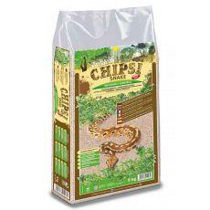 CHIPSI SNAKE - prírodná terarijná podstielka 5kg