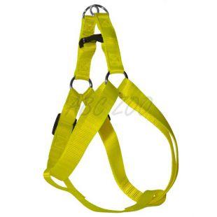 Postroj pre psa neon žltý, 1 x 25-34cm
