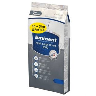 EMINENT Adult Large Breed - 15kg + 3kg GRATIS