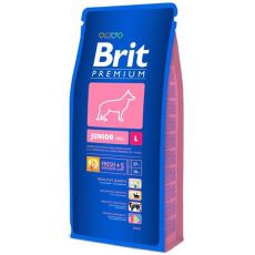 Brit Premium Junior Large 15kg