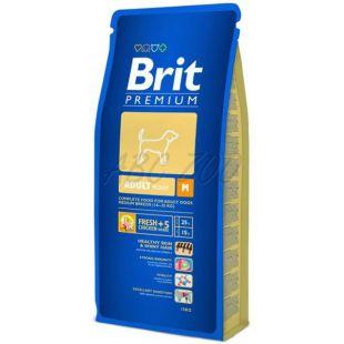 Brit Premium Adult Medium 15kg
