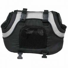 Taška prenosná pre psa - čierna, 35cm