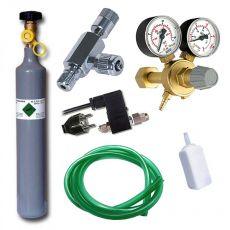 CO2 profi set 500g s elektromagnetickým ventilom