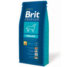 Brit Premium Lamb and Rice 3kg