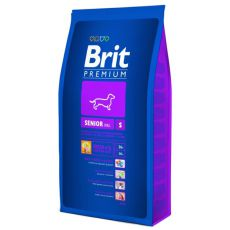 Brit Premium Senior Small 8kg