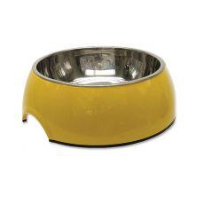Miska pre psa DOG FANTASY, 1,40L - žltá