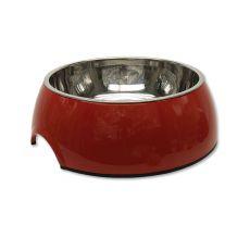 Miska pre psa DOG FANTASY, 1,40L - červená