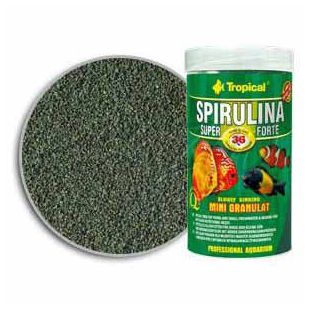 TROPICAL Spirulina Super Forte Mini Granulat 100ml/56g