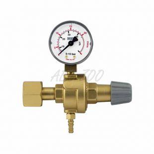 """Redukčný ventil CO2 - závit W21,8x1/14""""s 1 manometrom"""