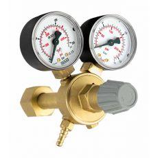 """Redukčný ventil CO2 s 2 manometrami - závit G3/4"""""""