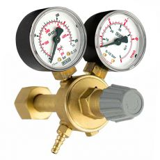 """Redukčný ventil CO2 - závit W21,8x1/14"""" s 2 manometrami"""