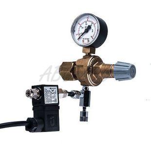 """Redukčný ventil CO2 - W21,8x1/14""""+ ihlový a emg. ventil"""