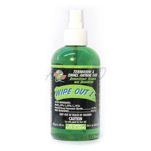 Dezinfekčný a čistiaci prostriedok  WIPE OUT 1