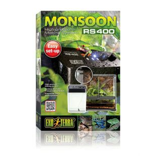 Exo Terra Monsoon RS400 - zvlhčovač