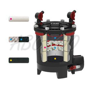 Filter FLUVAL FX6, pre akvárium do 1500L