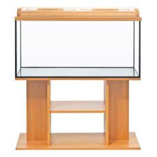 Akvárium komplet DIVERSA 112l - rovné + stolík BUDGET buk