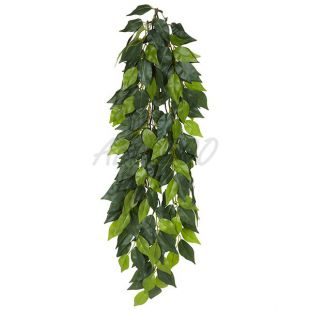 Ficus silk large - rastlina do terária, 70cm