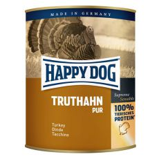 Happy Dog Pur - Truthahn 800g / morka