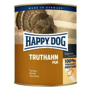 Happy Dog Pur - Truthahn 800g / morka