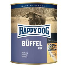 Happy Dog Pur - Büffel 800g / byvolie mäso