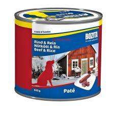 BOZITA, Hovädzie a Ryža - 635 g konzerva