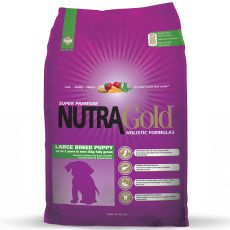 NUTRA GOLD HOLISTIC Large Breed Puppy 15kg