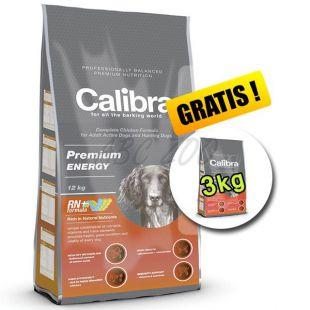 CALIBRA Premium Energy 12 kg + 3 kg