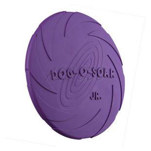 Lietajúci tanier pre psov z gumy - 22 cm