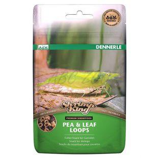 Dennerle Shrimp King Pea & Leaf - Loops 30g