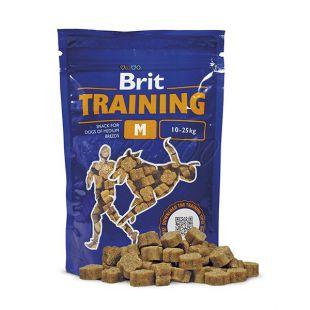 Brit TRAINING MEDIUM - mäkká maškrta pre psy, 200g