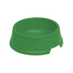 Miska pre psa BUFFET 1 - plastová, zelená, 250 ml