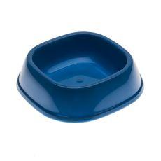 Miska pre psa SNACK 1 - plastová, modrá, 250 ml