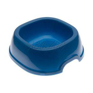 Miska pre psa SNACK 2 - plastová, modrá, 350 ml