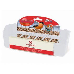 Krmítko pre vtáky Lodi 13 - 20 x 5 x 6,5 cm